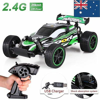 1:20 2WD High Speed Electronic Radio Remote Control RTR RC Racing Car Off Road A