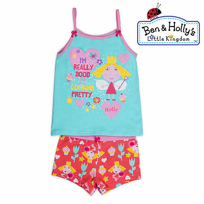 Girls Ben and Holly Underwear Set Briefs & Singlet New with tags