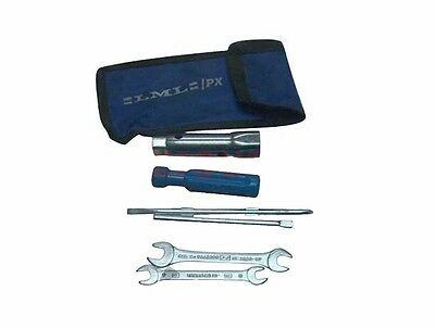 Vespa Scooter Px Lml Star Stella Tool Kit With Pouch @uk