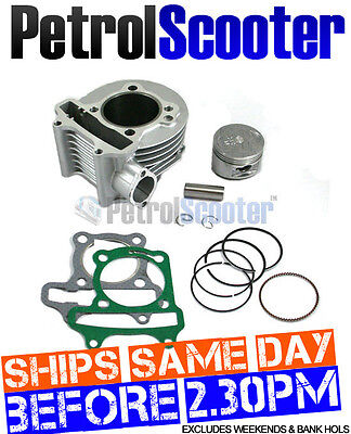 Taishan Vonroad CYLINDER BARREL UPGRADE KIT 125cc-150cc GY6 Chinese Scooter