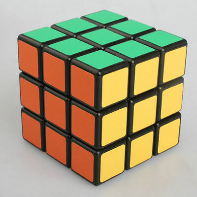 Magic ABS Ultra-smooth Professional Speed Cube Rubik's Puzzle Twist Kid Gift Toy