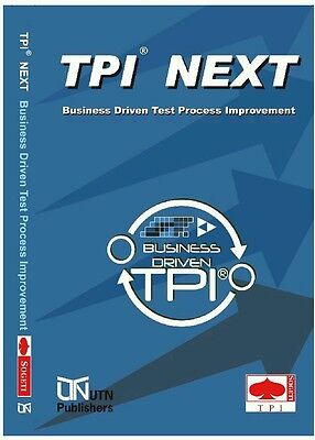 TPI Next Business Driven Test Process Improvement, Sogeti