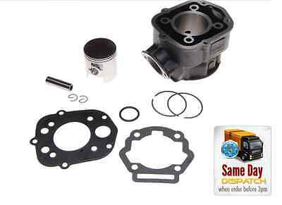 New Big Bore Barrel Cylinder Kit 70Cc Lc For Derbi Gpr50 Racing D50B0 Euro 3