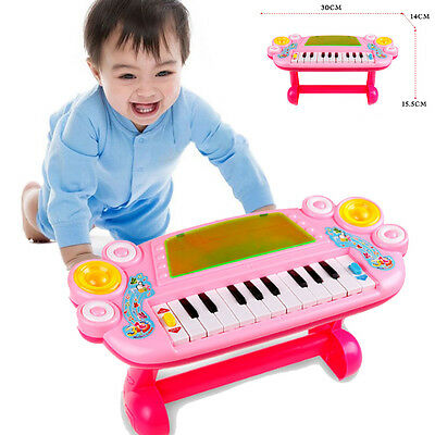 Baby Infant Toddler Developmental Toy Kids Musical Piano Early Education Toys