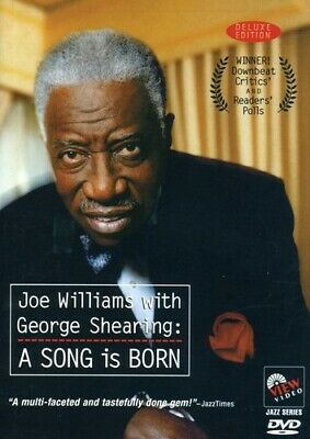 Joe Williams with George Shearing: A Song is Born (2004, DVD NUEVO) (REGION 1)
