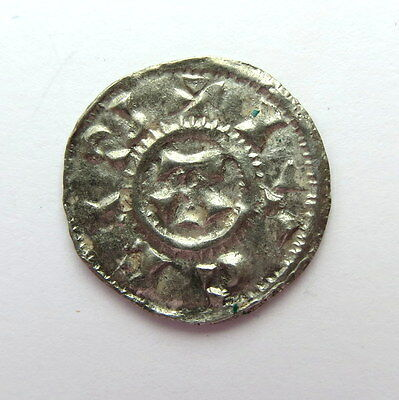 **Viking, Danish East Anglia, St Edmund Silver Penny 885-915AD**