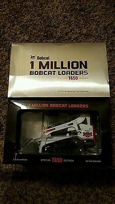 Bobcat 1 millionth edition 1/25 scale toy