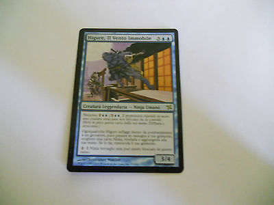 1x MTG Higure,il Vento Immobile-The Still Wind Magic EDH BOK Kamigawa ITA-ING x1