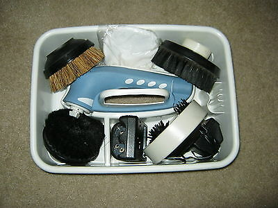 Electrolux Little Pro Hand Held Cordless Cleaning System Brush Scrubbing Carpet