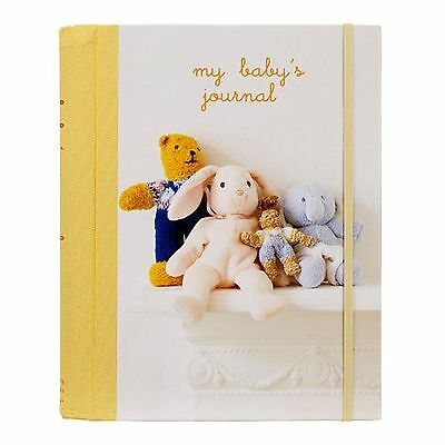 My Baby's Journal First Year Diary Record Book From Birth NEW
