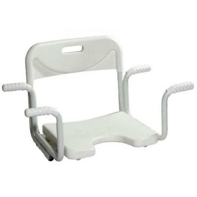 Bath seat with backrest BA37