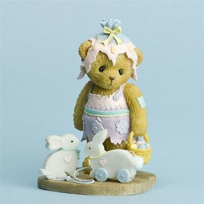 Enesco Cherished Teddies 4030793 Your Somebody Special Myrtle Easter 2012 Nib
