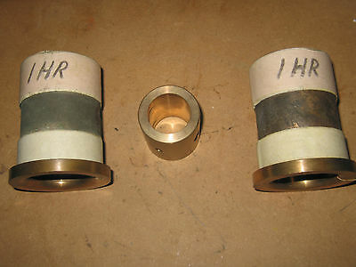 Ruston Hornsby 1HR Main Bearings and small end bush Genuine New old stock