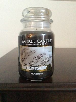 Yankee Candle ~ Do Re Me ~ My Favorite Things Collection