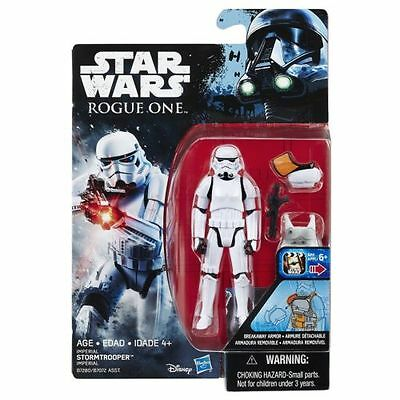 Star Wars New Rogue One Wave 1 Imperial Stormtrooper Moc Hasbro Action Figure