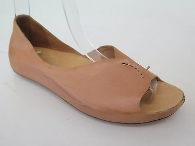$40 Clearance - Top End - new ladies leather sandals size 37 / 6.5 #21