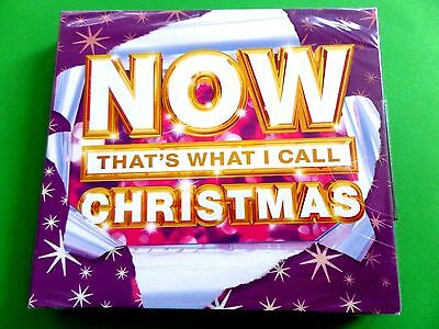 Now That's What I Call Christmas  3 Cd - *new & Sealed* East 17, Mud,coldplay