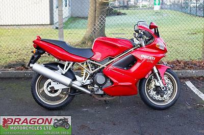 Ducati ST4 916 ***SORRY NOW SOLD***