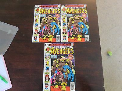 Avengers Annual #9 (1979) NM 9.0 several available