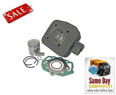 SALE -10% NEW CYLINDER BARREL KIT 50cc AC PEUGEOT VIVACITY 50 AC (08 )