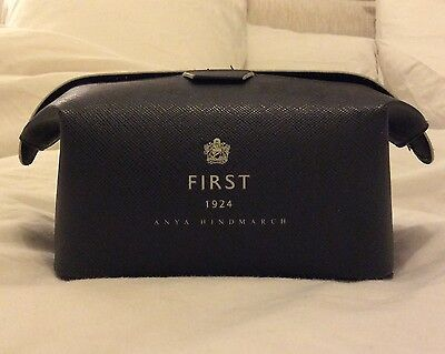 British Airways First Class Amenity Bag Anya HindMarch