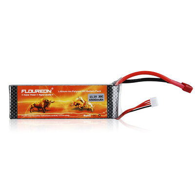 3S2P 11.1V 8000mAh 40C LiPo RC Battery Traxxas for RC Airplane Helicopter/Car AU