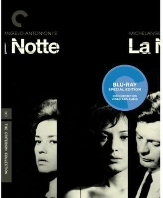 Notte [Criterion Collection] (2013, Blu-ray NUOVO) (REGIONE A)