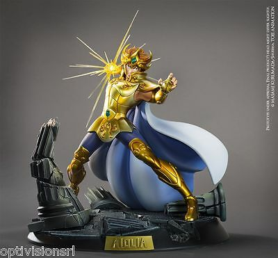 Leo Aiolia HQS Tsume Saint Seiya High Quality Statue DEPOSIT  Nuova New SOLD OUT