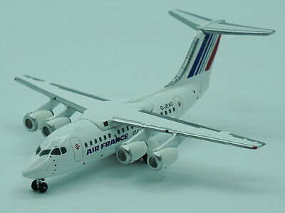 1:400 Jet-X Air France Regional/British European G-JEAO - LIMITED EDITION OF 100