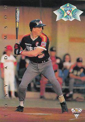 Futera ABL Australian Baseball League 1994 All Stars Tony Adamson #121