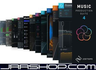 iZotope Music Production Suite 2 eDelivery JRR Shop