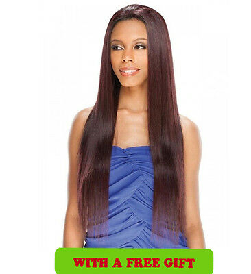 """Freetress Equal Lace Front Wig - Amerie size 28"""" with a FREE surprise GIFT"""