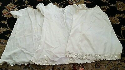 Old Vintage Baby Gowns Clothes
