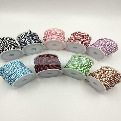 10M Multi-Color Paper String/Cord for DIY Sewing Craft