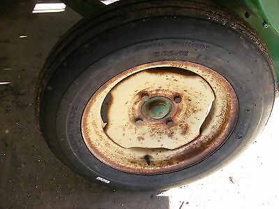 John Deere 24t Baler Rim Tire Part