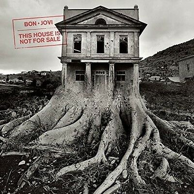 This House Is Not For Sale - Bon Jovi (2016, Vinyl NUEVO)
