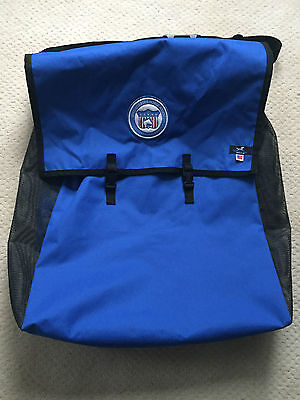 Quarter Horse Ohio QHA Blue World Class Equine Stall Front Bag Interior Pockets