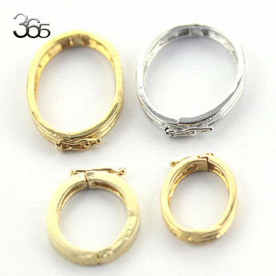 Jewelry Making Craft Gold Filled Clasps Necklace Shortner Findings 1 Pcs