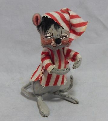 Annalee Dolls 1970 Christmas Mouse