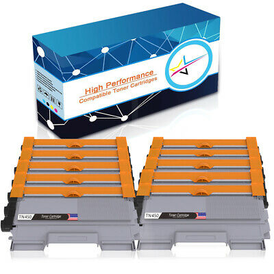 TN450 Toner or Drum DR420 Combo Lot For BROTHER DCP7060D 7065DN MFC-7360N 7460DN