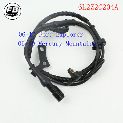NEW Front Right ABS Wheel Speed Sensor for 2006-2010 Ford Explorer 6L2Z2C204A