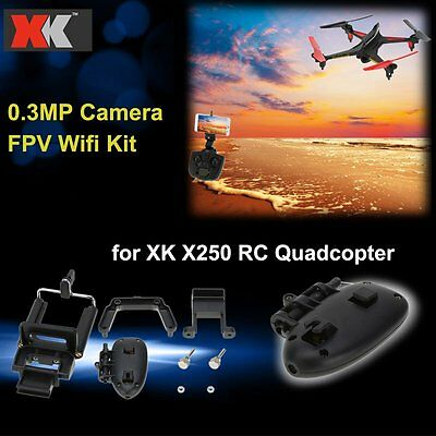 XK X250-027 Wifi FPV 0.3MP Camera Components for XK X250 RC Quadcopter