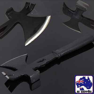 Survival Camping  Axe Hatchet Outdoor Multi Function Carpenter Tool OKNI47005