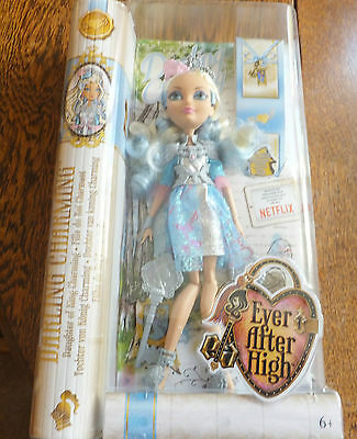 Ever After High - Darling Charming Doll - Childs Toy - Suitable Ages 6+