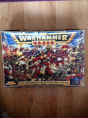 Warhammer 40k 40,000 2nd Second Edition Boxed Starter Set 1993 Game
