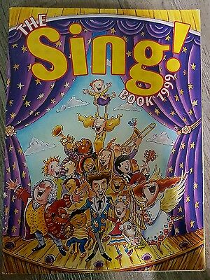 The sing  book 1999 abc broadcasting corp music sheet book