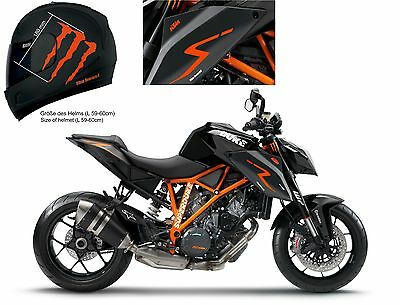 37X superduke KTM  aufkleber  WP sticker decal kit sponsorship 1290 990 200 250