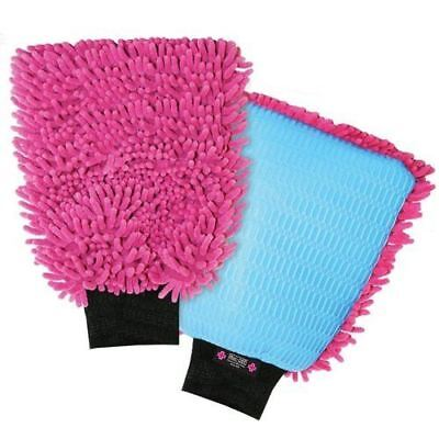 Muc-Off Microfibre Motorcycle Wash Mitt 2 In 1 Premium Bike Cleaning Cloth New