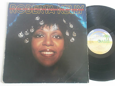 Roberta Kelly - Zodiac Lady. Giorgio Moroder 1987 UK Oasis LP