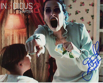 Danielle Bisutti In Person Signed Photo - B376 -  Insidious Chapter 2